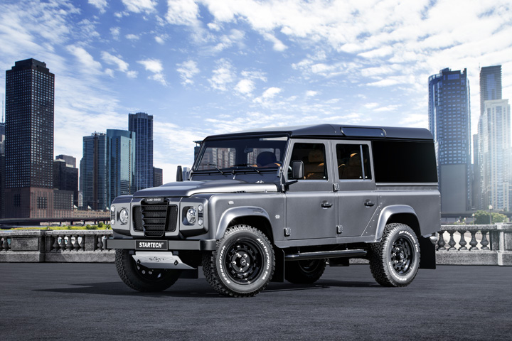 Startech Sixty8 Land Rover Defender