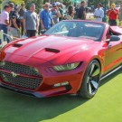 2016 Ford Mustang Galpin Rocket Speedster