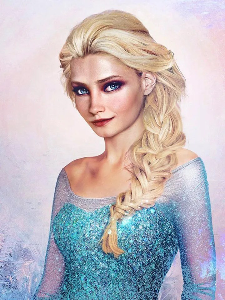 Queen Elsa from Frozen