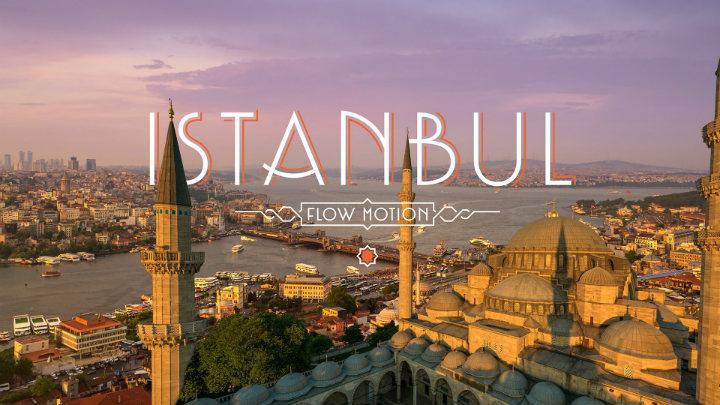 Hyperlapse Tour of Istanbul