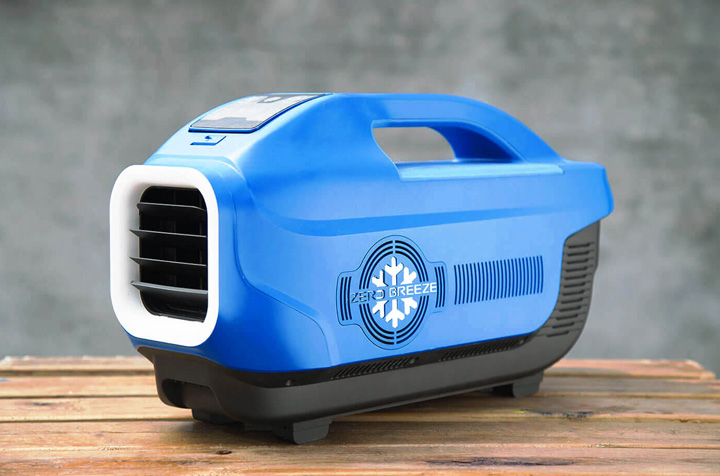 Battery Powered Portable Air Conditioner