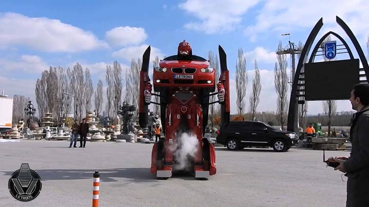 real-life-transformer-bmw