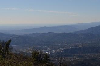 Vue sur le JPL