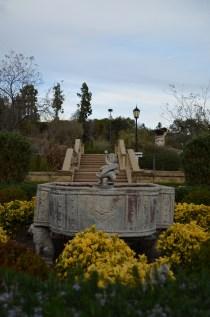 Le parc de Greystone Mansion