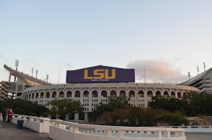 LSU Tiger Stadium
