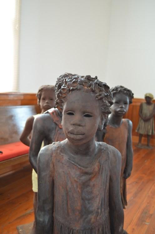 """Children of Whitney, """"Les Enfants de Whitney"""", les derniers visages de l'esclavage (Woodrow Nash)"""