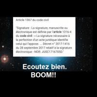 Q VIDEOS - URGENT: Ecouter ça, MACRON et son Gouvernement NON AU REVOIR Président !!!