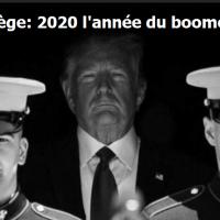 Q INFOS - LE PIÈGE DE D.TRUMP!
