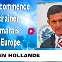 Q SCOOP - BINGO!! Pourquoi le Général Flynn est en Hollande ?