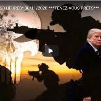 """Q VIDEOS - AH2020: Le 20H du 30/11 """"TENEZ-VOUS PRÊTS""""."""