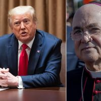 Q SCOOP - Mgr Viganò combat la Deep Church et D.Trump le Deep State!!