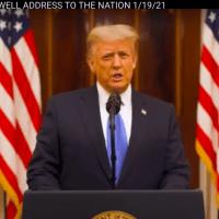 Q SCOOP - Le président Trump lance sa première action post-présidentielle.