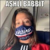 Q SCOOP - Ashli Babbit est elle vivante?