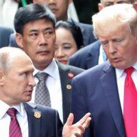 Q INFOS - La Russie suit les États-Unis dans leur retrait du traité Ciel ouvert.