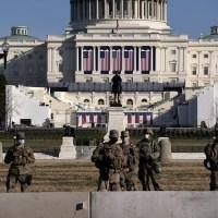 Q SCOOP - La répétition de l'inauguration est reportée en raison de menaces pour la sécurité.