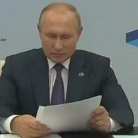 Q SCOOP - V. Poutine a un message pour ceux qui comptent sur un déclin de la Russie.