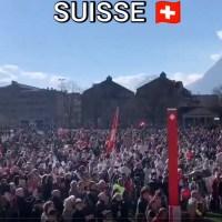 Q VIDÉOS - Suisse, Autriche, Pays-Bas, France, Suède, Irlande, Argentine… les manifestations .