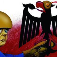Q SCOOP - Allemagne : Le 4° Reich en Marche pour la dictature.