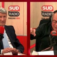 """Q VIDÉOS - Sud Radio : Philippe de Villiers - """"Ce que je reproche à Emmanuel Macron ? Il nous mène à la guerre civile !"""""""