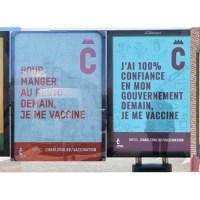 """Q SCOOP - BELGIQUE : L'incroyable campagne de vaccination à Charleroi : """"Pour un barbecue dans le jardin, je me vaccine!""""."""