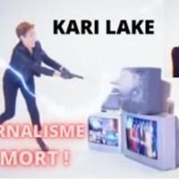 KARI LAKE LE RETOUR ! Kari Lake nous revient avec quelques nouvelles !