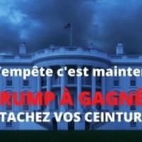 Quantum Leap : BOUUUUM ! D. Trump a gagné !! ATTACHEZ VOS CEINTURES !