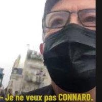 """""""Pète-lui la gueule !"""" Une vidéo de Jean-Luc Mélenchon très agressif avec un passant fait polémique."""