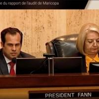 HS : Voici la traduction des principaux moments de l'audit de Maricopa en français.