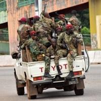 Guinée : Des putschistes affirment avoir capturé le président Condé et tenir Conakry.