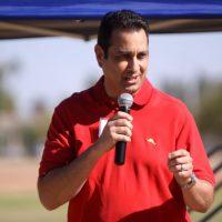 """Le superviseur du comté de Maricopa, Steve Chucri, démissionne de son poste après l'exposé de TGP : """"Il n'y a pas eu de couverture, l'élection n'a pas été volée. Biden a gagné."""""""