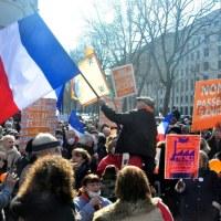13e samedi consécutif, de nombreuses et volumineuses manifestations contre le pass santé ont été organisées ce 9 octobre dans de multiples villes de France (200 à 300 villes).