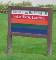 Historic Queen Anne Boulevard