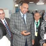 افتتاح معرض الهندسة والتكنولوجيا
