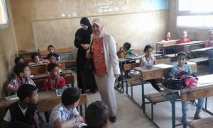 مدرسة عرب العليقات -  إدارة الخانكة