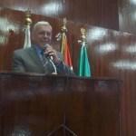 طه عجلان يشارك فى فعاليات مؤتمر ( إدعم بلدك ) بقاعة المؤتمرات والندوات بجامعة بنها