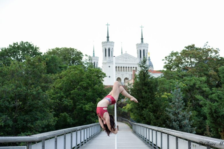 Photos Lyon Pole Dance Fourvière Passerelle 4 vents