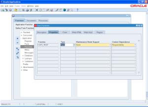 Customized Form Integration Oracle R12 – Qamar Zahoor