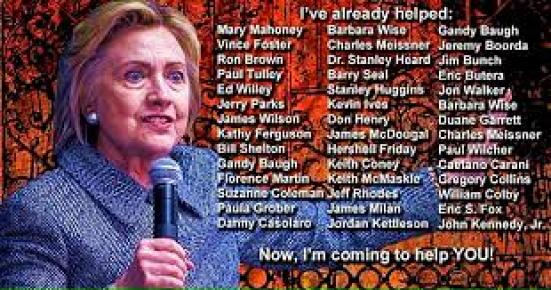 Hillary Clinton Body Bag Count Help You QAnon.fun