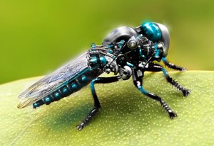 Mechanical and Programable Insects