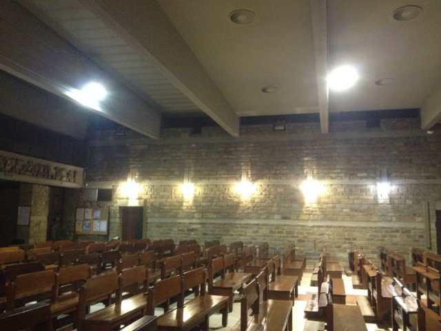 illuminazione chiese