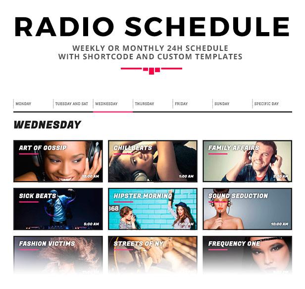 Sonik Responsive Music WordPress Theme Professional