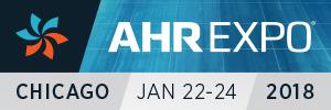 AHR Expo Jan 22-24, 2018