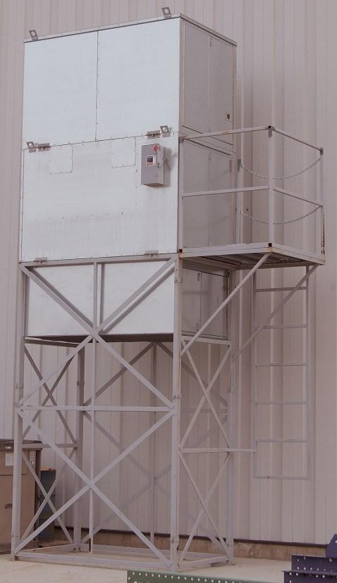 CAV Vertical Air
