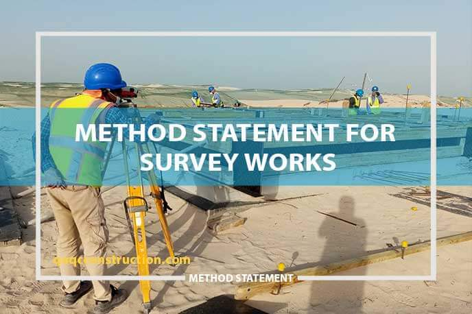 method-statement-survey