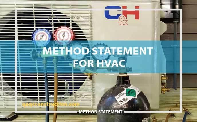method-statement-HVAC