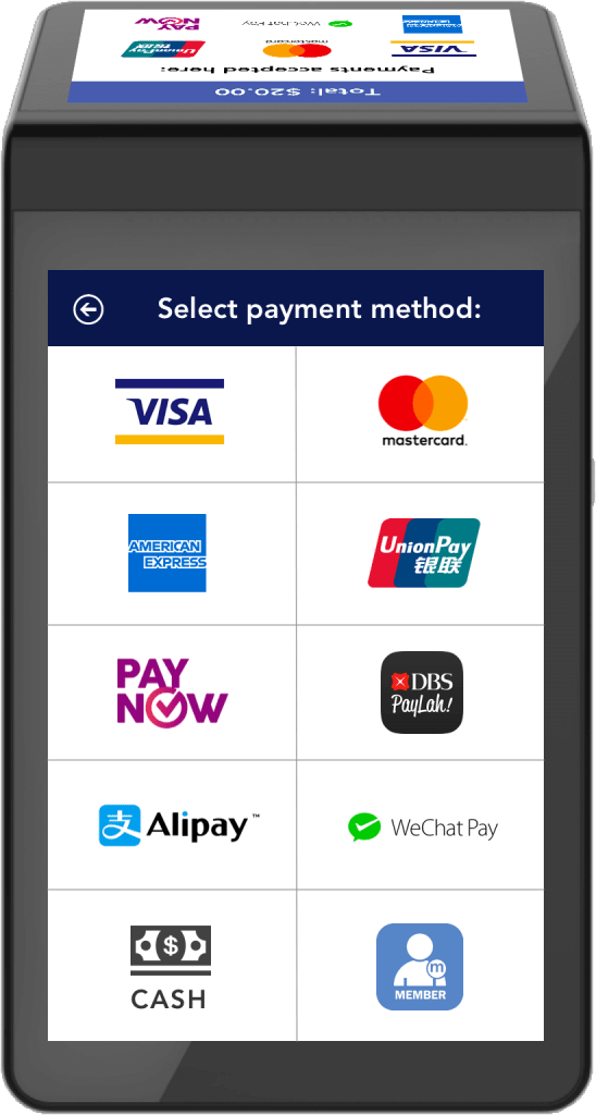 Methods of Payment | Qashier