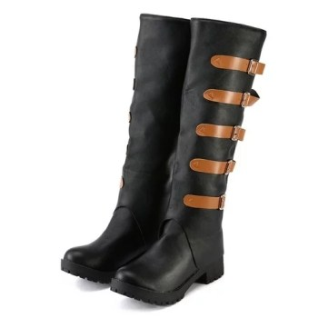 Fashion Boots Leather Vintage Knee Boots Female Shoes Women Winter New Arrive Keep Warm Women Thick 1.jpg 640x640 1