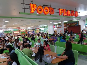 The Food Plaza in Pacific Mall (Gaisano)