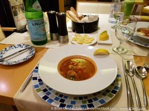Italian Bouillabaisse