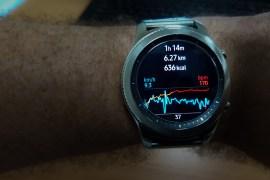 Galaxy S3 Fitness Watch